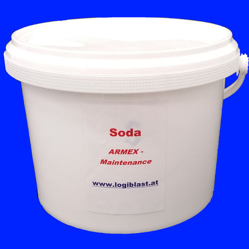 Sodastrahlmittel - ARMEX (TM) Maintenance - 2,5kg - 0,17mm